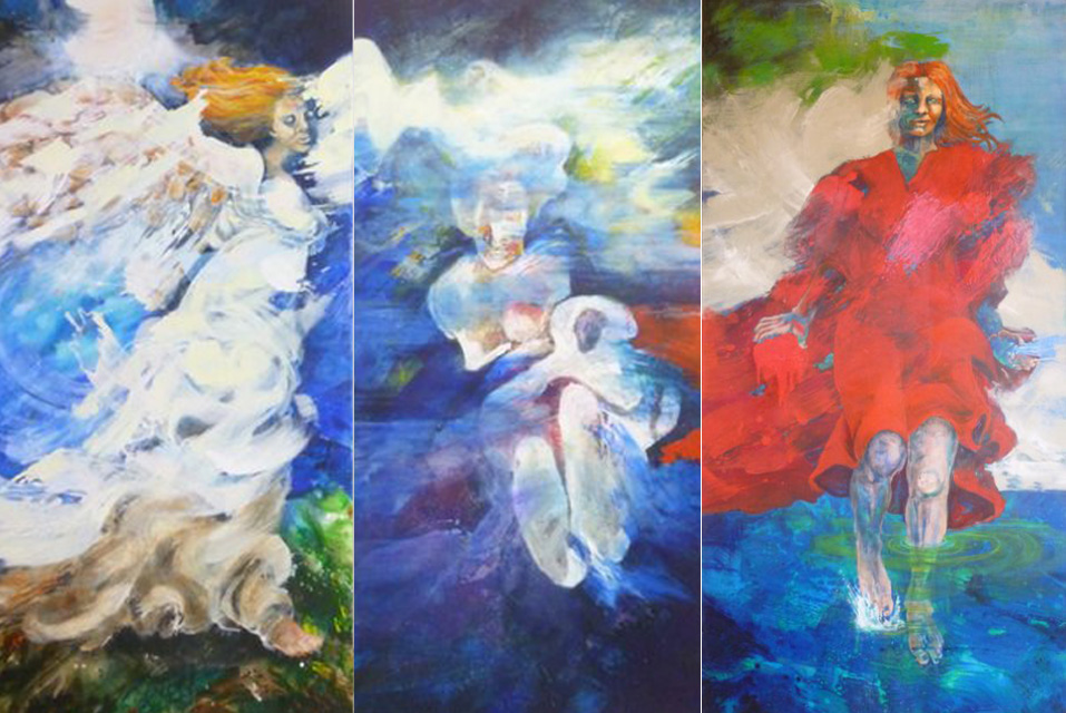 Triptychon-Seelenweg
